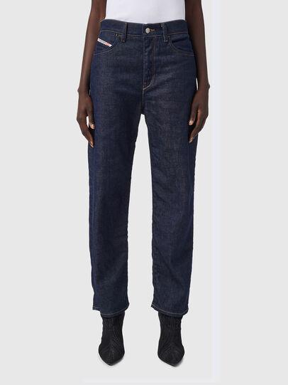 Diesel - D-Air Boyfriend Jeans 09B28, Dark Blue - Jeans - Image 1
