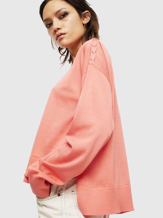 M-PERLA-A, Pink - Sweaters