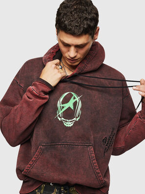 S-ALBY-ACID, Bordeaux - Sweatshirts