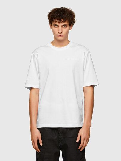 Diesel - T-GORAN-A1, White - T-Shirts - Image 1