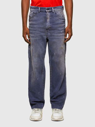 D-Franky 009MC, Medium Blue - Jeans