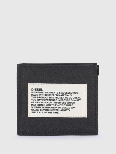 Diesel - HIRESH S SP, Black - Small Wallets - Image 1