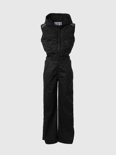 Diesel - D-JAYLEN JOGGJEANS, Dark Blue - Jumpsuits - Image 1