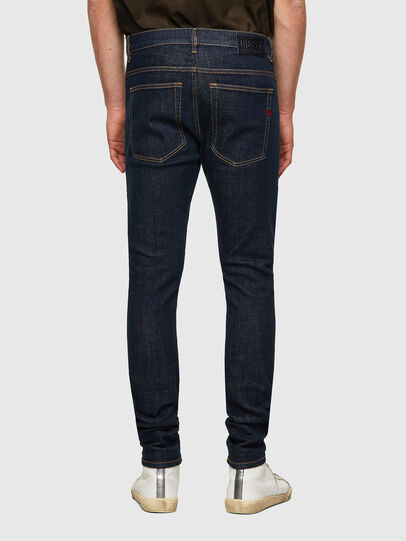 Diesel - D-Amny Skinny Jeans 009PC, Dark Blue - Jeans - Image 2