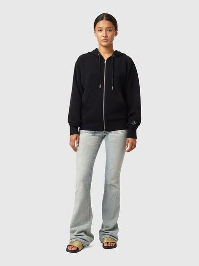 Diesel - F-LYMMY-C.C, Black - Sweatshirts - Image 4