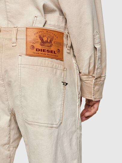 Diesel - D-Azerr Straight JoggJeans® 069WG, White - Jeans - Image 3