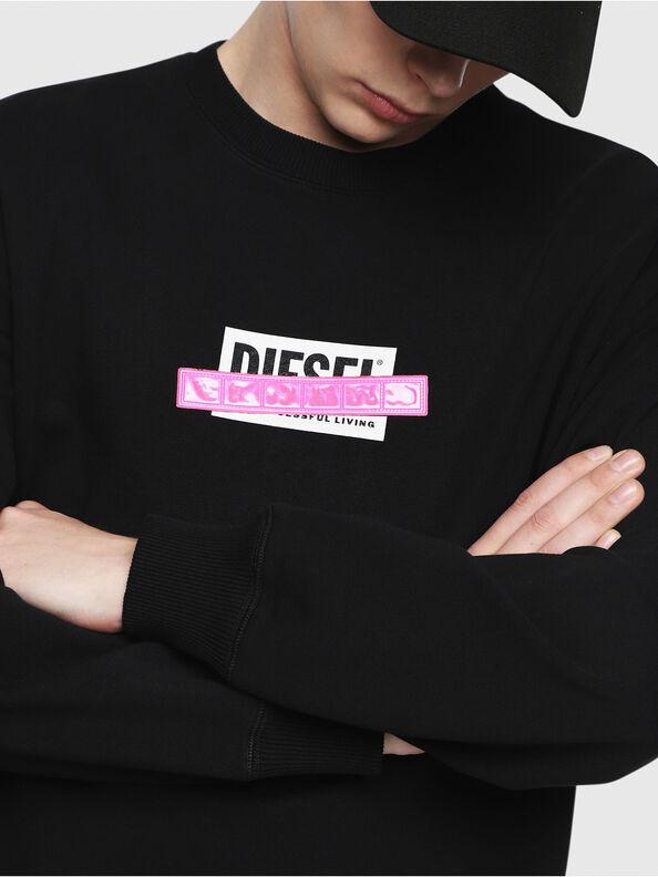 S-GIR-DIE, Black - Sweatshirts