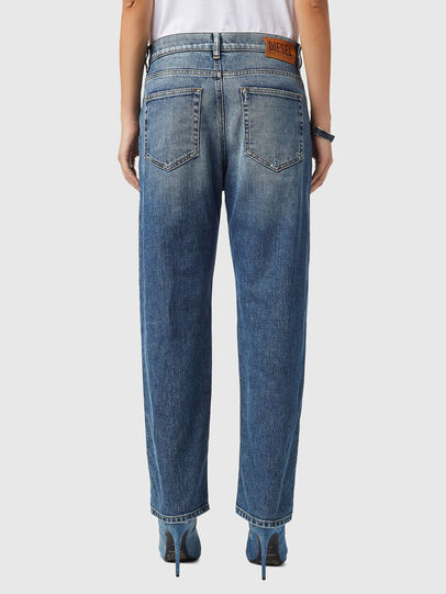 Diesel - D-Air Boyfriend Jeans 09B17, Medium blue - Jeans - Image 2