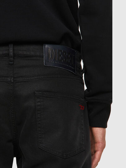 Diesel - D-Strukt Slim JoggJeans® 069NC, Black/Dark Grey - Jeans - Image 3