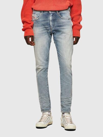 Diesel - D-Strukt Slim Jeans 09A04, Light Blue - Jeans - Image 1