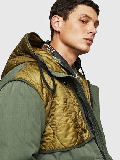 Diesel - W-KOVIK,  - Winter Jackets - Image 3