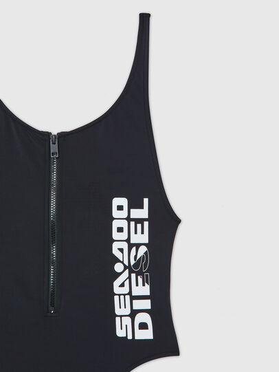 Diesel - BFSW-LIAZZYDOO, Black - Swimsuits - Image 3