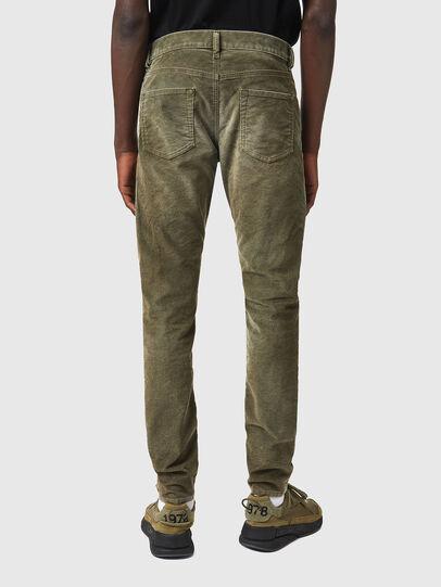 Diesel - D-Strukt Slim Jeans 069XQ, Military Green - Jeans - Image 2