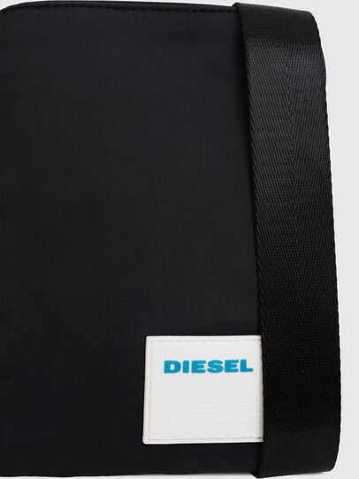 Diesel - F-DISCOVER CROSS, Dark Blue - Crossbody Bags - Image 5