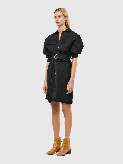Diesel - D-CALYN, Black - Dresses - Image 5