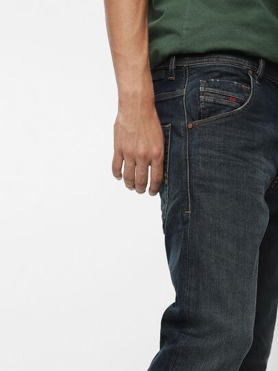 Diesel - Krooley JoggJeans 084YR, Dark Blue - Jeans - Image 5