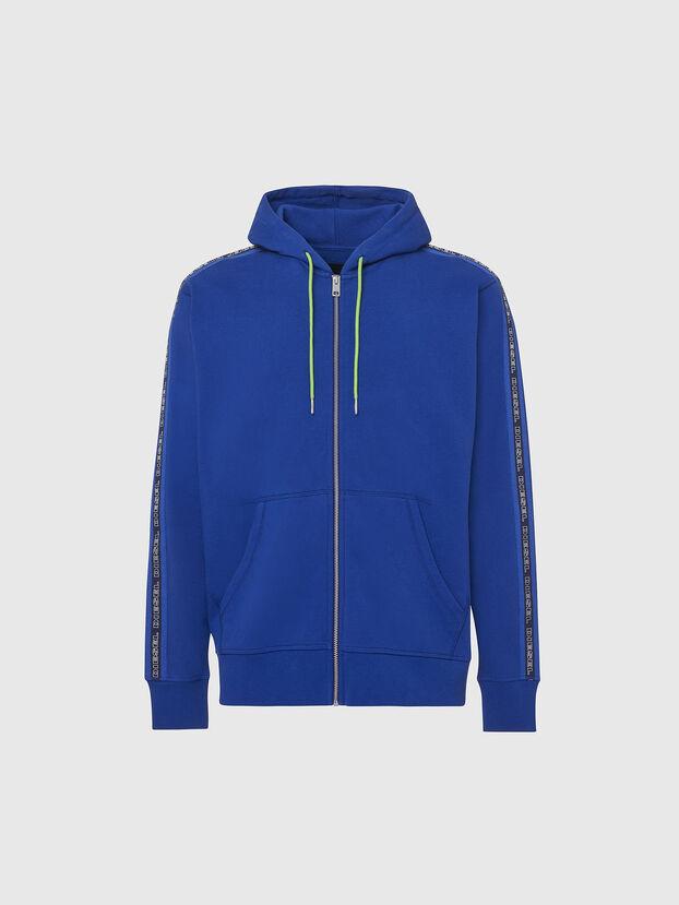 UMLT-BRANDON-Z, Blue - Sweatshirts