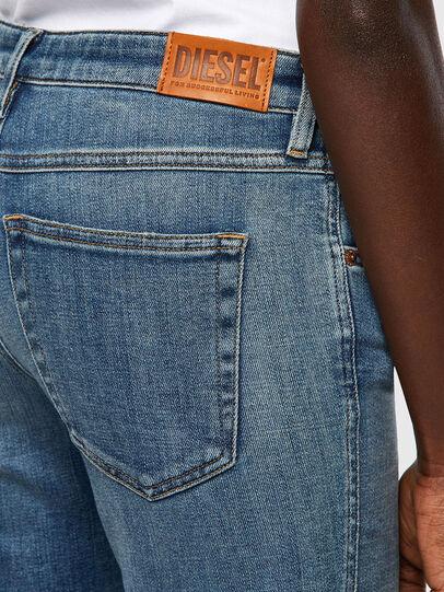 Diesel - Babhila Slim Jeans 09A01, Medium Blue - Jeans - Image 3