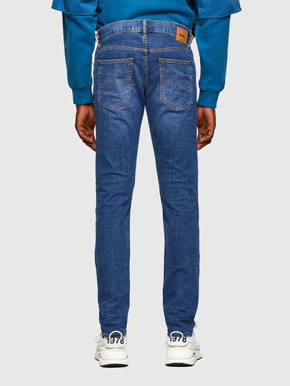 Diesel - D-Luster Slim Jeans 009DG, Medium Blue - Jeans - Image 2