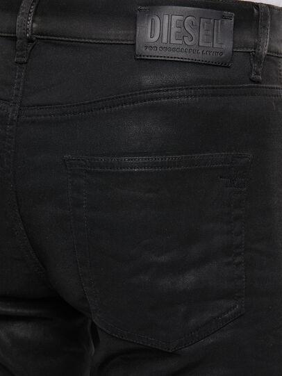 Diesel - D-Strukt JoggJeans® 069QX, Black/Dark Grey - Jeans - Image 4