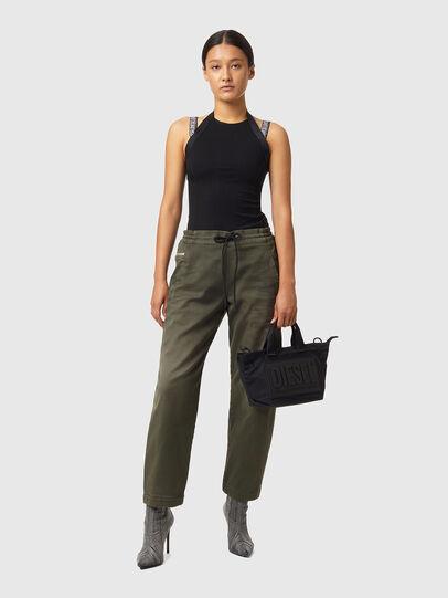 Diesel - Krailey Boyfriend JoggJeans® Z670M, Military Green - Jeans - Image 5