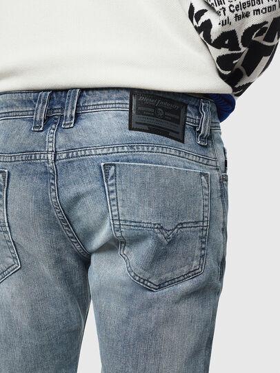 Diesel - Safado CN026, Light Blue - Jeans - Image 3