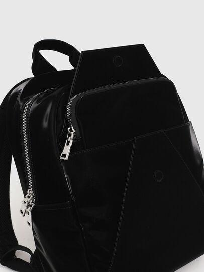 Diesel - NUCIFE F, Black - Backpacks - Image 5