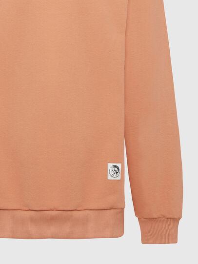 Diesel - S-GIRK-MOHI, Pink - Sweatshirts - Image 3