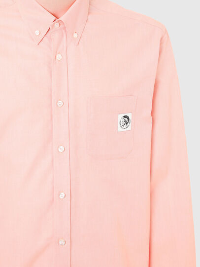 Diesel - S-JAMES, Pink - Shirts - Image 3
