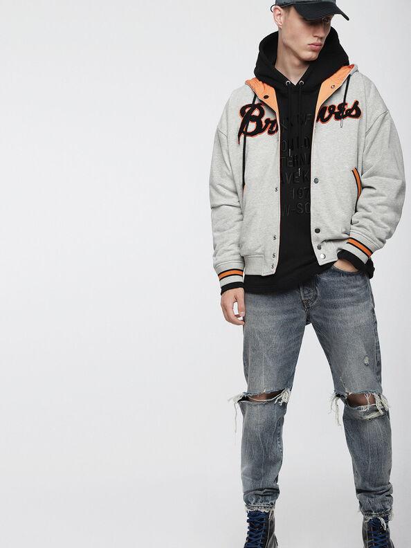 S-BONY, Light Grey - Jackets