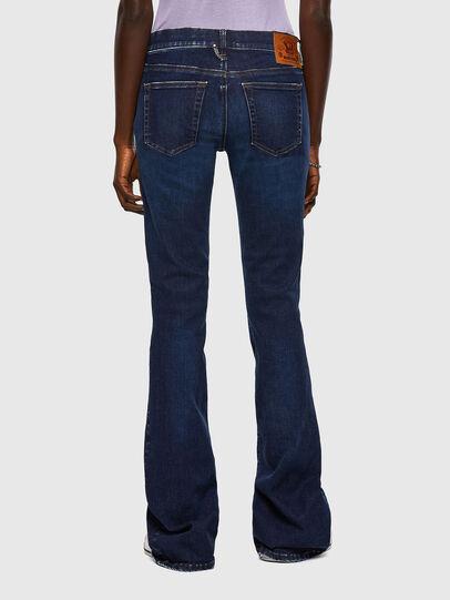 Diesel - D-Ebbey Bootcut Jeans 09A30, Dark Blue - Jeans - Image 2