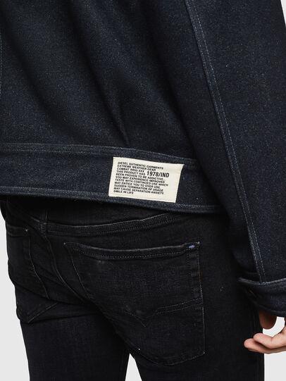 Diesel - W-VLADIMIR, Black - Winter Jackets - Image 5