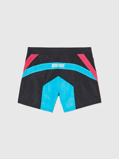 Diesel - BMBX-CAYBAYDOO, Black - Swim shorts - Image 2