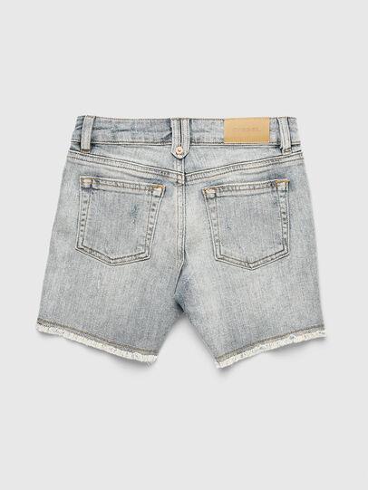 Diesel - PTELVE, Light Blue - Shorts - Image 2