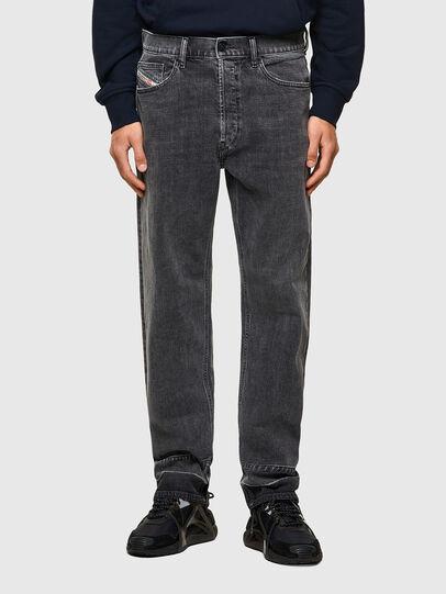 Diesel - D-Macs 09A23, Black/Dark Grey - Jeans - Image 1
