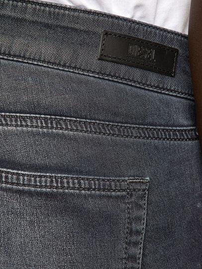 Diesel - D-Ollies JoggJeans 069QA, Black/Dark Grey - Jeans - Image 4