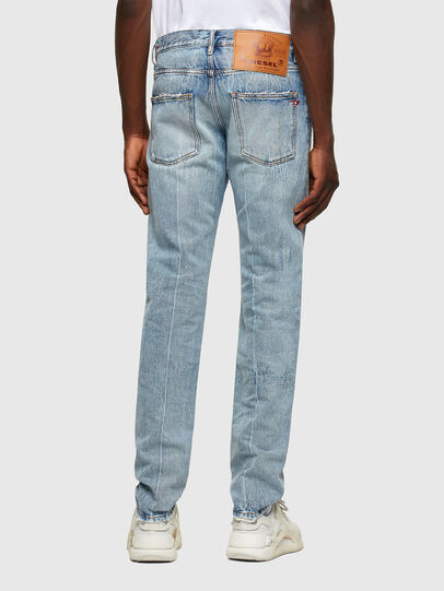Diesel - D-Kras Slim Jeans 009NC, Light Blue - Jeans - Image 2
