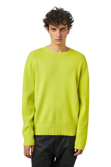 Pullover in merino wool
