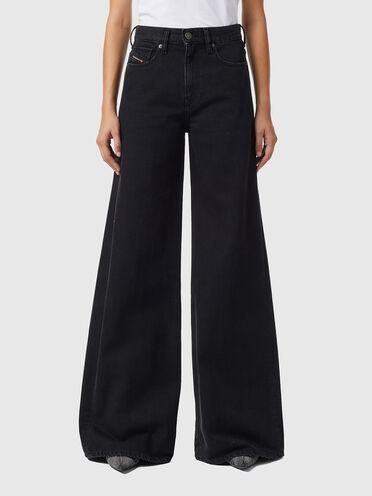 Bootcut Jeans - D-Akemi