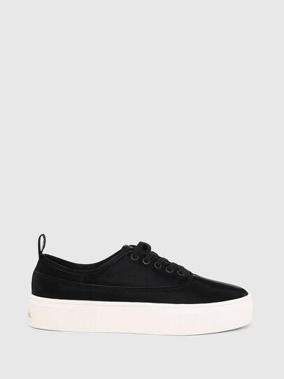 Diesel - S-VANEELA LOW, Black - Sneakers - Image 1