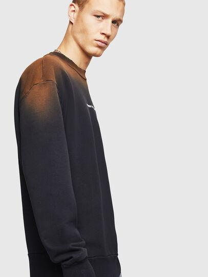 Diesel - S-BAY-SUN, Black - Sweatshirts - Image 2