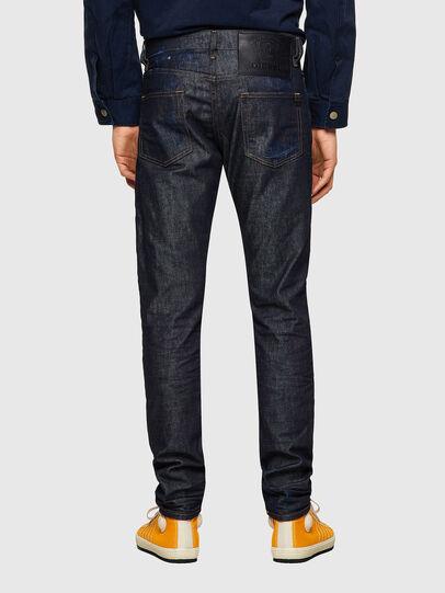 Diesel - D-Strukt Slim Jeans 09A20, Dark Blue - Jeans - Image 2