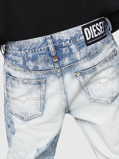 Diesel - Mharky 0890P, Light Blue - Jeans - Image 5