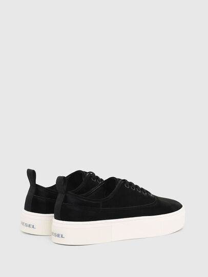 Diesel - S-VANEELA LOW, Black - Sneakers - Image 3