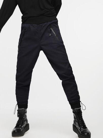 Diesel - Taryn JoggJeans 0GASP, Dark Blue - Jeans - Image 1