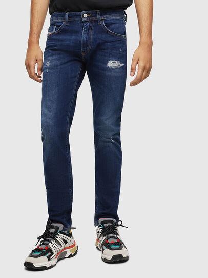 Diesel - Thommer 083AY, Dark Blue - Jeans - Image 1