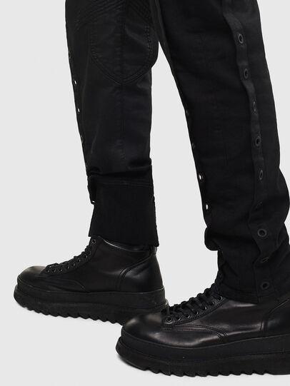 Diesel - TYPE-2015-NE, Black/Dark Grey - Jeans - Image 5