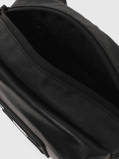 Diesel - D-SUBTORYAL SMALLCRO, Black - Crossbody Bags - Image 7