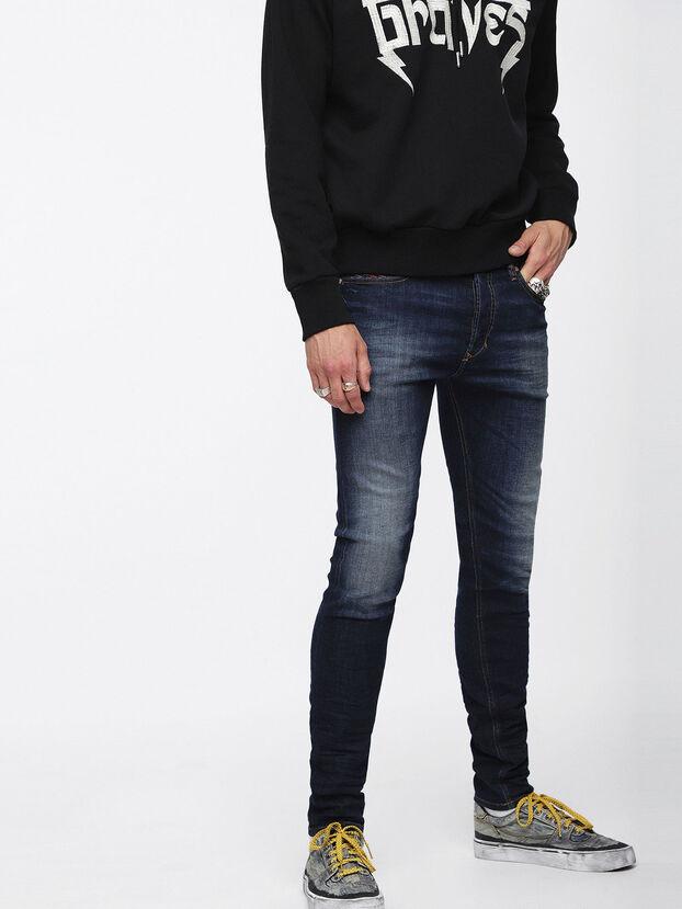 Tepphar 069BM, Dark Blue - Jeans