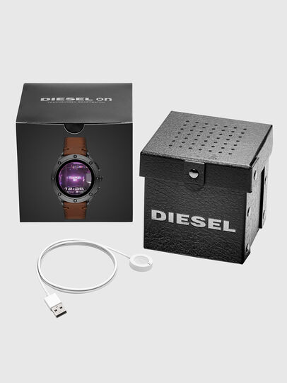 Diesel - DZT2032, Marrón - Smartwatches - Image 5